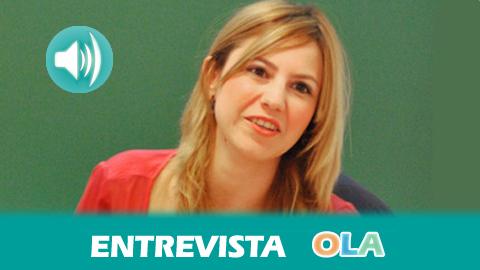 """""""La petición de recortes muestra el escaso conocimiento del FMI sobre nuestra economía, la mayoría de familias están en situación de pobreza"""", Elisabeth García, secretaria de Juventud y Mujer de CCOO Andalucía"""