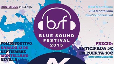 Montellano acoge el VI 'Blue Sound Festival' el sábado 12 de septiembre en el Pabellón Municipal, un encuentro de música electrónica que convoca en la localidad a aficionados y aficionadas de toda la región