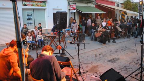 """Montellano celebra los próximos días 2 y 3 de octubre la décima edición del Festival """"El Alternador"""", un evento que apuesta por la cultura y la oferta de música en directo en espacios públicos"""