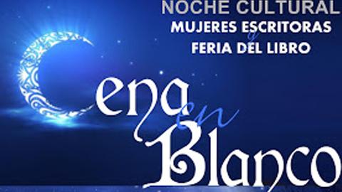 La localidad granadina de Albuñol celebra la «Cena en Blanco» este sábado, una noche cultural dedicada a las mujeres escritoras durante la Feria del Libro que se realiza en la localidad estos días