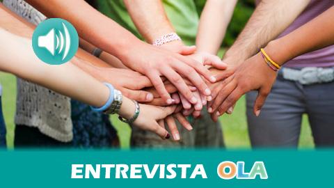 """""""Una buena ley de la juventud debe asegurar una renta básica, ayudas a la emancipación y que la vivienda no suponga el 30% del salario"""" Lorena Rodríguez, responsable del Consejo de la Juventud de Andalucía"""