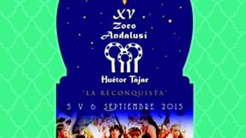 El municipio granadino de Huétor Tájar celebra unos días festivos gracias a la XV edición del Zoco Andalusí y a la tradicional Feria de septiembre, acontecimientos que llenarán la localidad de actividades