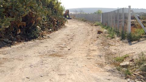 El camino que une el municipio de Barbate con El Palmar de Vejer de la Frontera se presenta al Plan autonómico Conecta2 con el objetivo de obtener financiación para ejecutar las obras de restauración