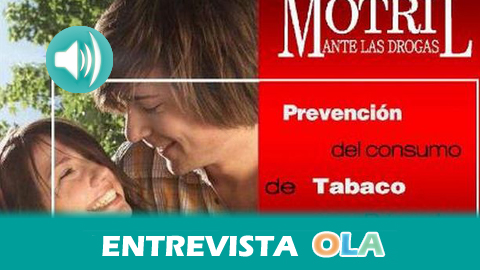 """""""Sensibilizar a niños y niñas de Primaria sobre una vida sana que excluya el consumo de tabaco, a través de actividades saludables"""", Nacho Márquez, técnico de prevención en drogodependencias del Ayto de Motril"""