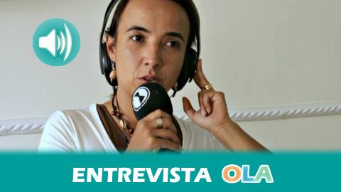 """""""Hay preocupación por la materialización de una amenaza virtual, un aspecto que no ha sido desarrollado en términos legislativos pero que se lleva a la práctica"""", Fabiola León, Reporteros sin Fronteras Colombia"""