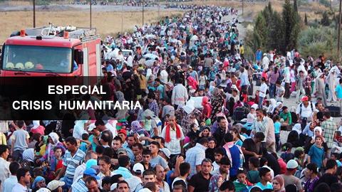 Los municipios gaditanos de Trebujena y Rota se suman a las redes de solidaridad con las y los refugiados sirios, poniendo las instalaciones locales a disposición de éstos y planteando programas de ayuda