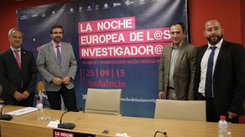 La Universidad de Jaén acoge este viernes la quinta edición de la Noche Europea de los Investigadores con más de una treintena de actividades y 150 profesionales para acercar la investigación científica al público general