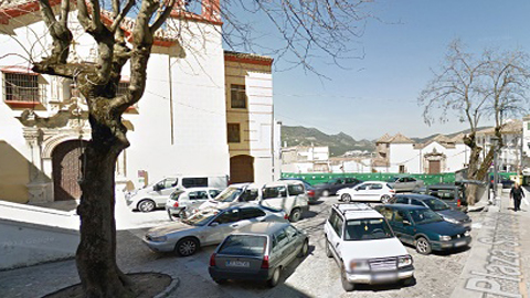 Polémica en Priego de Córdoba tras la denuncia de Ecologistas en Acción sobre la tala de árboles en las últimas actuaciones de mejora de la seguridad ciudadana en la Plaza de San Pedro por parte del consistorio