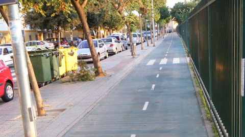 La red local de carriles bici de La Rinconada será ampliada y la calle Juan de Austria remodelada dentro de las próximas mejoras urbanas que se llevarán a cabo en la localidad sevillana gracias al Plan Supera
