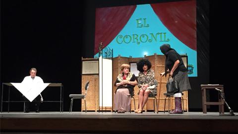 La VI muestra 'Los Mayores y el Teatro' de Marchena, contará con 800 participantes, 23 obras de teatro y la concurrencia de 24 Centros de Participación Activa para Personas Mayores de la provincia sevillana