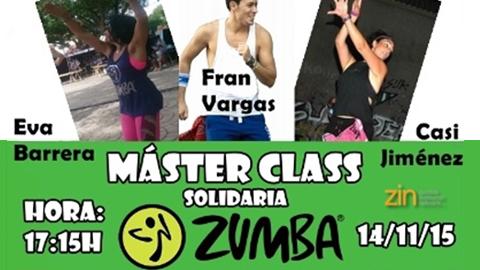 El municipio onubense de Escacena del Campo organiza una Máster Class solidaria de zumba para recaudar beneficios para la Asociación Española Contra el Cáncer el próximo sábado 14 de Noviembre