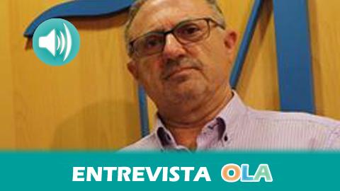 """""""Nosotros hemos pedido que en todas las localidades los mercados tengan al menos un puesto con productos de proximidad y ecológicos para garantizar el abastecimiento"""", Manuel Maeso, presidente de Carta Malacitana"""