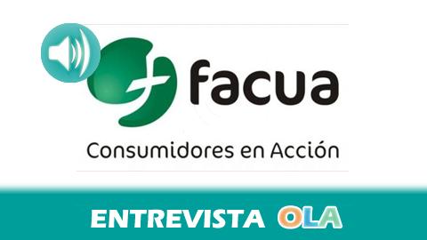 """""""Para realizar un consumo responsable durante estas fechas es necesario elaborar un presupuesto, comparar precios y no dejarse llevar por las ofertas publicitarias"""", Diana González, portavoz de FACUA"""