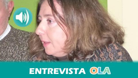 """""""La accesibilidad sigue siendo la asignatura pendiente. A partir de ahí se puede valorar el resto de déficit en educación, empleo o participación"""", Pilar Martínez, presidenta de CODISA"""