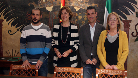 Marbella y el Consejo Audiovisual de Andalucía se comprometen a fomentar la igualdad de género en el contexto mediático con actuaciones conjuntas a través de la radio televisión pública municipal
