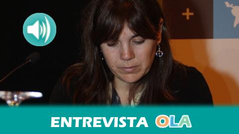 """""""La obsolescencia es una tendencia a la que, por desgracia, nos hemos acostumbrado y hace que, por modas, acumulemos objetos como teléfonos móviles que aún funcionan"""", Alodia Pérez, Amigos de la Tierra"""