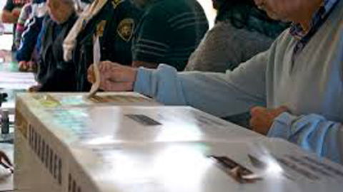 20D ELECCIONES GENERALES: Los colegios electorales han abierto con normalidad y la jornada de votación en las elecciones generales ha arrancado sin incidentes en Andalucía
