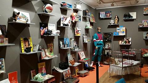 """Huétor Tájar organiza la exposición """"Aquellos maravillosos años"""" que recopila hasta el próximo 6 de enero más de 300 piezas de la década de los 80 donadas por vecinos y vecinas de la localidad granadina"""