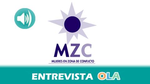 """""""Muchas veces en los centros escolares no se le da la importancia que tiene a la coeducación, por eso queremos implementar programas en este sentido"""", Auxiliadora León, Mujeres en Zona de Conflicto Málaga"""