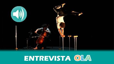 «Al observar espectáculos de danza y música nuestra frecuencia cardiaca y los indicadores de fatiga disminuyen beneficiando a nuestra salud física y emocional», Carlos López, UGR y compañía Zen del Sur