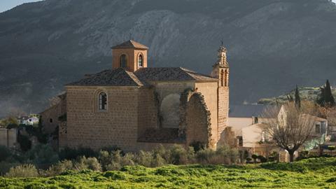 Un movimiento vecinal de La Guardia de Jaén exige el arreglo integral de la obra patrimonial de Andrés de Vandelvira en la localidad, sus bienes más preciados que están en mal estado de conservación