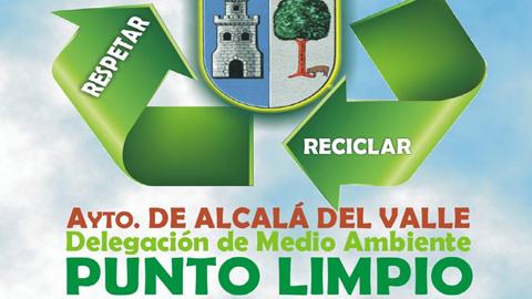 Alcalá del Valle contará próximamente con su primer Punto Limpio, un servicio para la gestión urbana de residuos domésticos de forma más sostenible y en mayor armonía con el entorno medioambiental