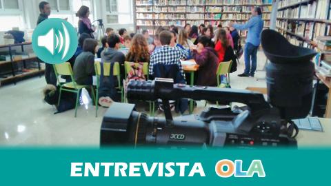 """""""El objetivo es facilitar herramientas de comunicación en los centros escolares para que los jóvenes tomen conciencia y opinen sobre los retos de la humanidad"""", Pedro Feria, coordinador de EMA-RTV"""