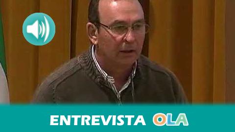 """""""En Andalucía existen mayoritariamente explotaciones pequeñas y medianas pero en el último tiempo se han construido capitales con fines especulativos que son una amenaza"""", Eduardo López, COAG-A"""