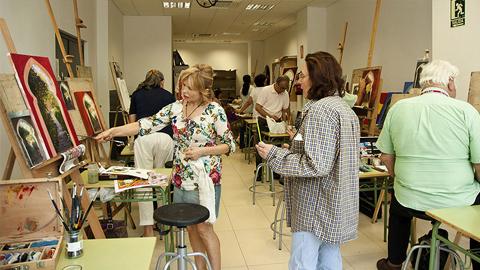 Marbella abre la matriculación del segundo cuatrimestre de los cursos del Centro Municipal de Orientación Laboral de Arte y Cultura, ofertando contenidos como músicoterapia o nuevas tecnologías