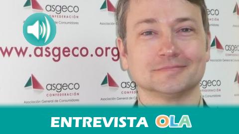 """""""El modo de consumo actual nos obliga a realizar compras todas las semanas que son innecesarias y hace que se desperdicien millones de alimentos en los hogares"""", Juan Bernardo Audureau, portavoz de ASGECO"""