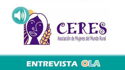 """""""Las mujeres jóvenes tienen sus derechos garantizados en el mundo rural pero su problema, como el de los hombres, va a ser la rentabilidad"""", Mari Carmen Román, Confederación de Mujeres del Mundo Rural"""