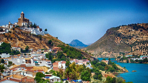 El paisaje del agua de Iznájar forma parte de los quince lugares de la provincia de Córdoba que han sido inscritos en el Registro de Paisajes de Interés Cultural de Andalucía de la Consejería de Cultura