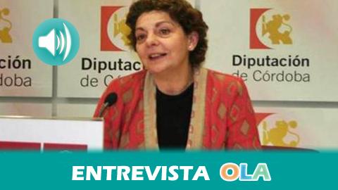 «En Consumópolis se aprende a consumir en base a criterios y valores como la proximidad, el respeto al medio ambiente y sin trabajo infantil», Isabel Niñoles, directora general de Consumo Junta de Andalucía
