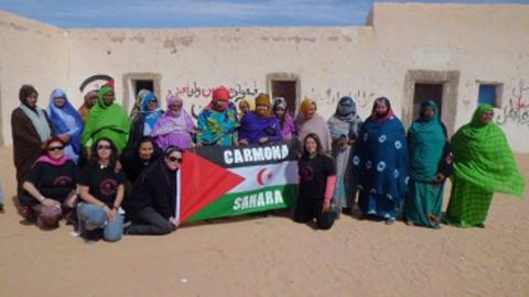 La asociación Carysa del municipio sevillano de Carmona pone en marcha un nuevo proyecto solidario con el objetivo de ayudar a las personas refugiadas saharauis que padecen parálisis cerebral