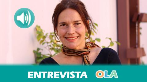 """""""La economía de los cuidados es una apuesta por otro modelo que ponga en el centro las necesidades humanas más básicas que tienen que ver con la existencia y la reproducción"""", Lina Gálvez, catedrática de la UPO"""