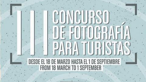 Los visitantes de Arcos de la Frontera podrán participar a través de la red social twitter en el III Concurso de Fotografía para Turistas que se celebra en la ciudad hasta el próximo 1 de septiembre