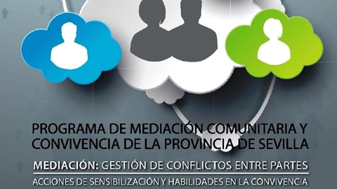 Paradas pone en marcha el Programa de Mediación Comunitaria y Convivencia que tiene como objetivo principal la prestación de servicios de prevención y resolución de conflictos en la ciudadanía
