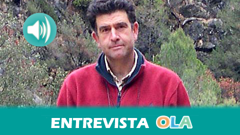 """""""Queremos hacer ver a la ciudadanía que las fuentes y los manantiales son esenciales para la existencia de todos nuestros ríos y humedales"""" Antonio Castillo, hidrogeólogo del CSIC y de la UGR"""