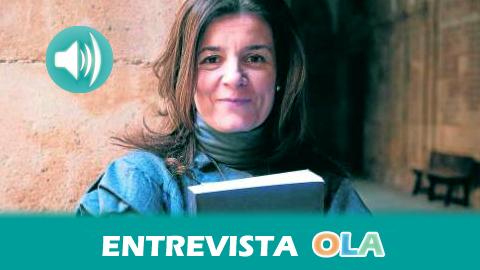 «Forma joven está diseñado con y para los jóvenes porque los mediadores participan y gestionan el proyecto», Covadonga Monte, jefa del servicio de Acción Territorial en Salud Pública de la Junta de Andalucía