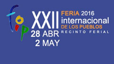 Fuengirola celebra la XXII Feria Internacional de los Pueblos del 28 de abril al 2 de mayo con el objetivo de rendir homenaje a la multiculturalidad mediante la muestra de música y gastronomía tradicional