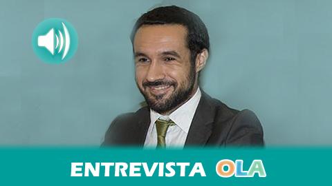 «La Red Andaluza de Compra Sostenible establece un nuevo concepto del gasto público para que incluya criterios verdes», Pablo Quero, gestor de proyectos en la Agencia Provincial de la Energía de Cádiz