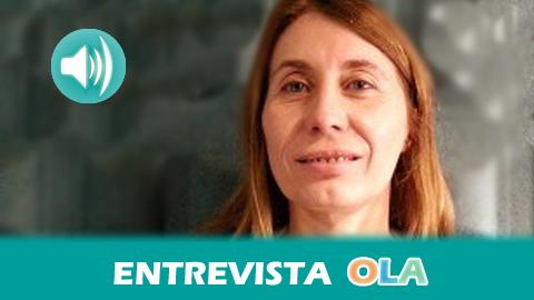 """""""La sociedad debe adquirir un compromiso contra la violencia de género pero la administración debe admitir que hay un problema de inercia machista en sus propias instituciones"""", Amparo Díaz, abogada experta"""