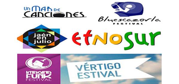 La iniciativa 'Jaén en Julio' da a conocer la provincia a través de cinco festivales de cinco estilos diferentes que se celebrarán en diferentes municipios para promocionar la cultura musical