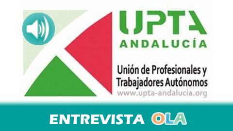 """ESPECIAL 26-J: """"Pedimos a los partidos un programa general de refinanciación, además de la refinanciación de la deuda pública y fórmulas que faciliten el relevo generacional en el sector"""", José Lorenzo, UPTA Andalucía"""