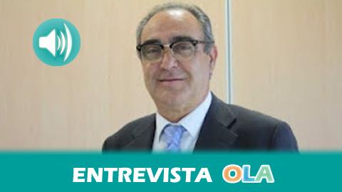 """""""Hasta ahora se había desarrollado la materia de dependencia pero la prevención y la promoción de la autonomía se habían quedado fuera"""", José Manuel Porras, presidente en Andalucía del CERMI"""