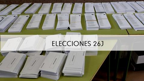 26J: España celebra las décimoterceras elecciones generales, seis meses después de las anteriores, con muchas incógnitas y con la necesidad de pactos para la futura gobernabilidad
