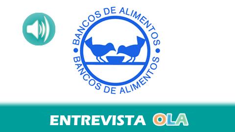 «Andalucía es la comunidad autónoma más solidaria en la donación de alimentos pero también es la que más ayuda necesita», Julián Ávalos, responsable de relaciones externas en el Banco Alimentos de Sevilla