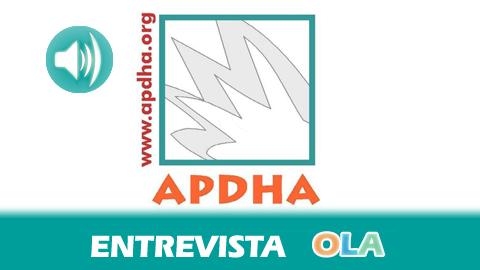 """""""La información es poder y nos damos cuenta de que la ley mordaza está enfocada para bloquear algo que es natural y fundamental, como la libertad de información y expresión"""", Cristina Serván, APDHA"""