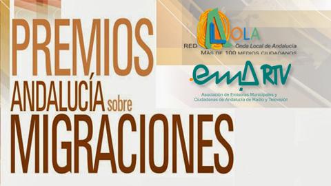La Onda Local de Andalucía es reconocida por la cobertura de la crisis migratoria europea y su compromiso con las personas refugiadas y demandantes de asilo en los XII Premios Andalucía sobre Migraciones