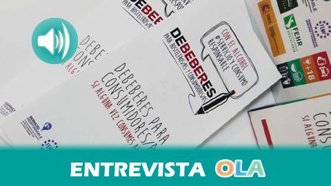 «Debeberes es un programa de prevención que pretende empoderar a los hosteleros en el consumo responsable de alcohol», Jaime Torres, coord. prevención en el Centro Provincial de Drogodependencia de Sevilla